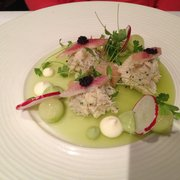 Liscannor Bay Crab Appetizer