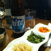 Korean beer