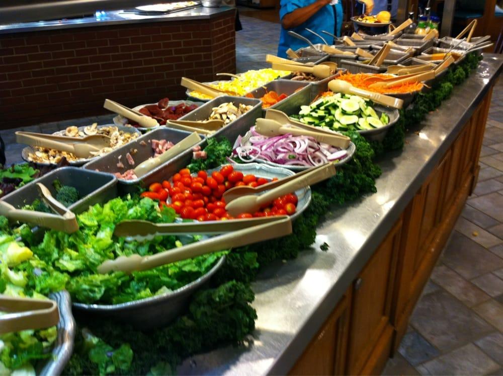 Fresh Salad Bar | Yelp