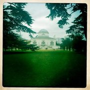 Chiswick house and grounds, London, UK