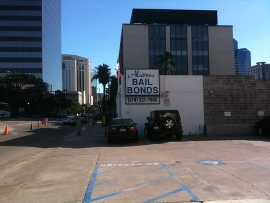 Aladdin bail bonds downtown san diego ca yelp