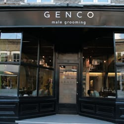 Genco Male Emporium, London, UK
