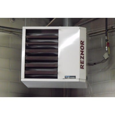 Reznor & Space Ray Infrared Garage Heaters