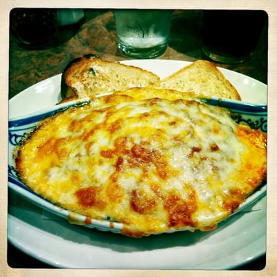 Italian Chain Restaurant Recipes Fazolis Baked Spaghetti