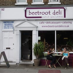 Beetroot Deli, London