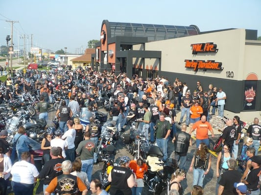 Wild Fire Harley-Davidson - Motorcycle Dealers - Villa Park, IL ...