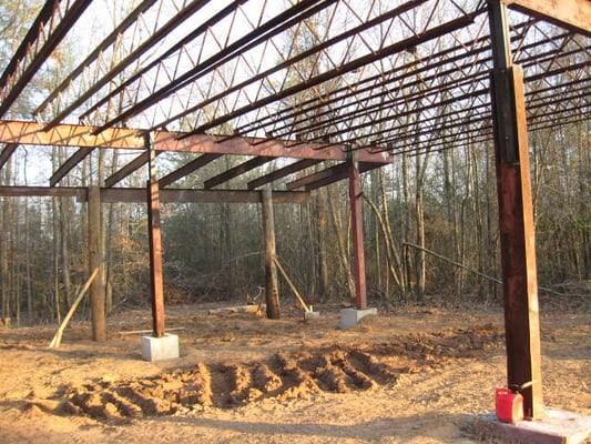 Horse Barn Plans Texas Pdf Pole Barn Footing Construction