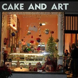 Cake Art Hollywood : Cake & Art, West Hollywood, CA