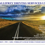 Gallifrey Driving Services