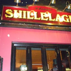 The Auld Shillelagh, London