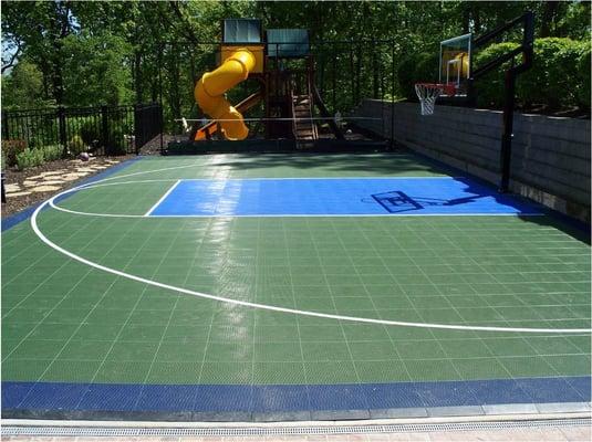 Backyard Sport Court Wildwood Mo Yelp