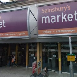 Sainsbury's, London