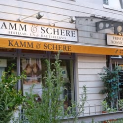 Kamm  Schere, Berlin, Germany