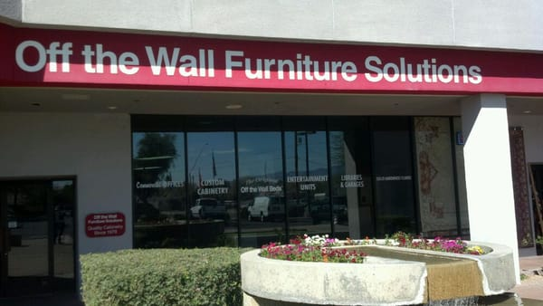 f The Wall Furniture Solutions Catalina Foothills