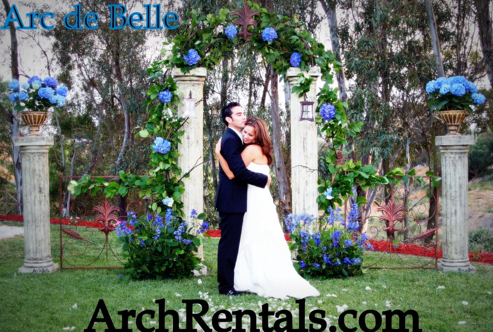 Unique Wedding Arch Altar And Column Rentals In Los AngelesOrange CountySan DiegoPhoenix