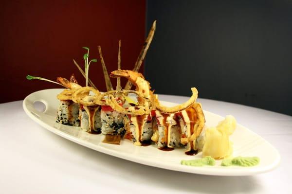 Avant garde shrimp tempura roll yelp for Avant garde cuisine