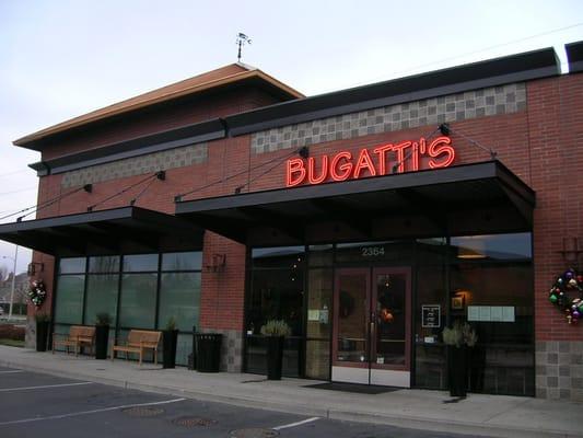Bugatti s hillsboro tanasbourne italiaans beaverton for Bugatti pizza