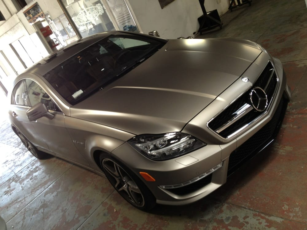 Matte Finish Paint Jobs In Lots Of Colors To Choose From