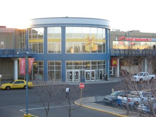 Calforex west edmonton mall