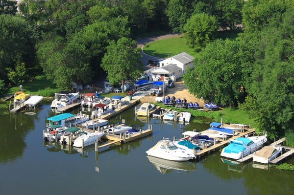 Bartlett Lake Boat Club - Don't go into debt to enjoy the water