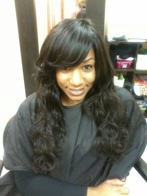 Brazilian Body Wave Hairstyles Full Sew In Images & Pictures - Becuo