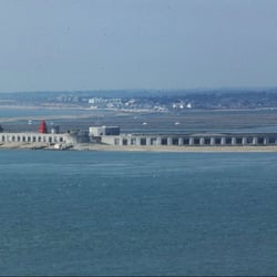 Hurst Castle, Southampton, Hampshire, UK