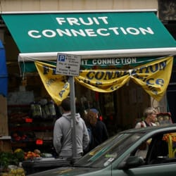 Fruit Connection, Edinburgh