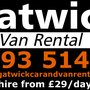 Gatwick Car and Van Rental