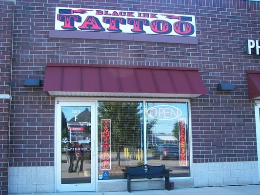 black ink tattoo and body piercing shop 540 east terra