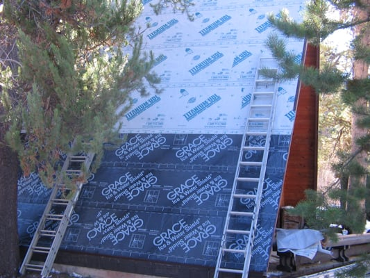 Ice and Water Shield -
