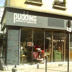 Pudding, Paris, France