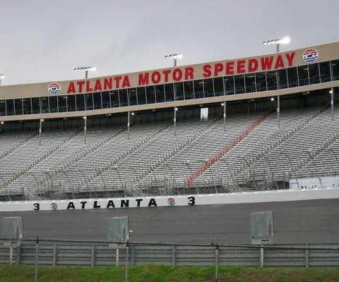 Atlanta Motor Speedway Stadiums Arenas Hampton Ga