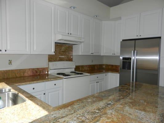 Prefab Granite Countertops Near Me : prefabricated granite countertop- from Rainbow Stone USA Yelp