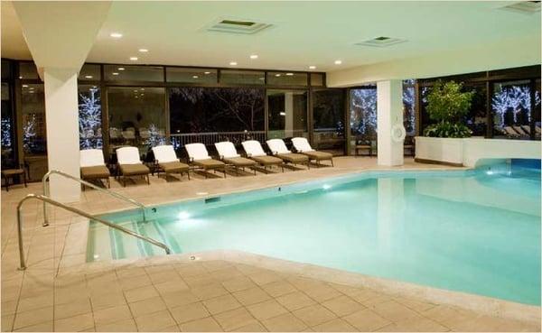 Little America Salt Lake City Indoor Pool Yelp