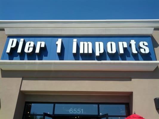 Pier 1 imports alpharetta ga yelp for Pier import oran