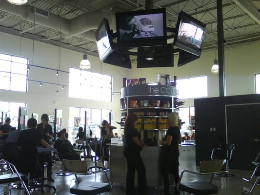 Paul mitchell school hair salons san antonio tx for A salon paul mitchell san diego