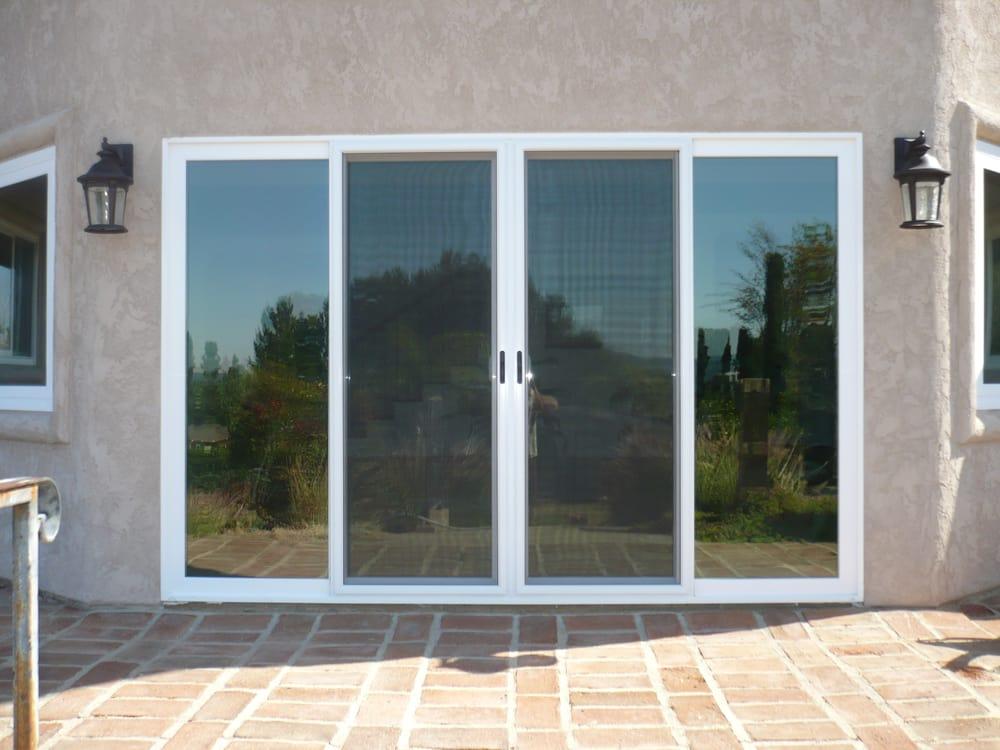 3 Panel Sliding Glass Patio Doors Www Imgkid Com The