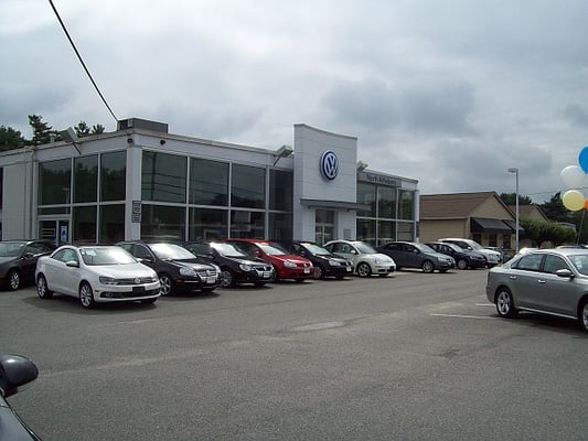 Volkswagen Of North Attleboro Auto Repair 563 Kelley