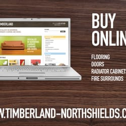 Timberland Wooden Door Shop, North Shields, Tyne and Wear