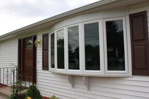 Exterior Bow Windows : Bow window exterior yelp