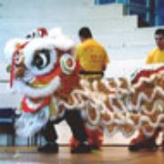 Watch and Participate in Chinese Lion Dances
