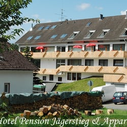 Harz Hotel Pension Jägerstieg & Appartements in Bad Grund