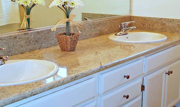 Outstanding Bathroom Cabinets with Granite Countertops 600 x 359 · 50 kB · jpeg