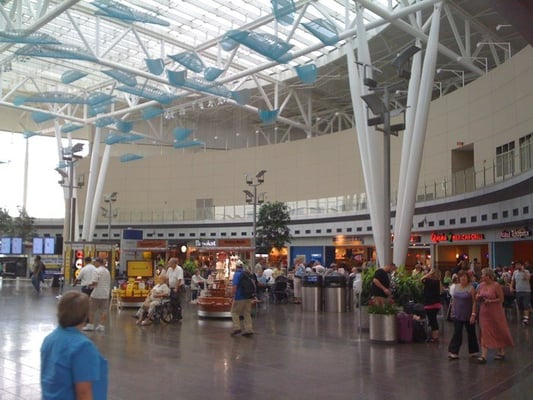 Fast Food Near Indianapolis Airport