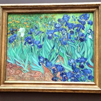 Van Gogh S Irises Painting 10th Most Expensive Painting
