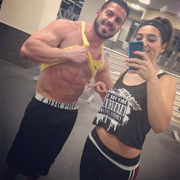 Couples who train toge...