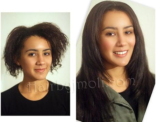 hair: Full Sew in Hair weave extensions-San Diego Virgin Indian Hair ...