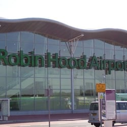 Robin Hood Airport, Doncaster, South Yorkshire