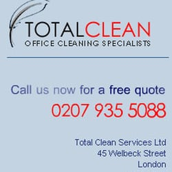 Total Clean, London