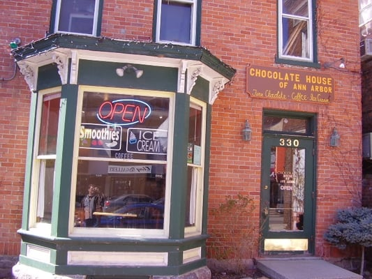 Chocolate House Of Ann Arbor Yelp